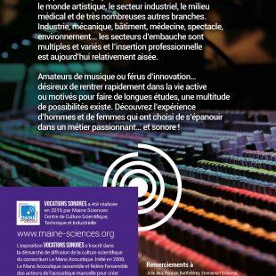 Maine sciences -kake expo acoustique – presentation 270616